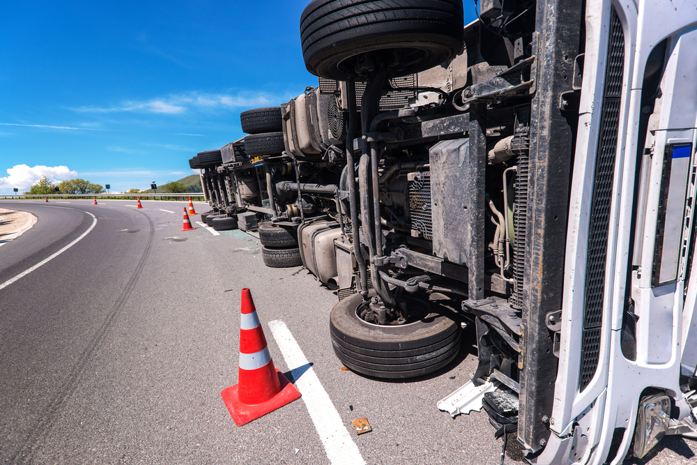 What Caused Your Truck Crash?