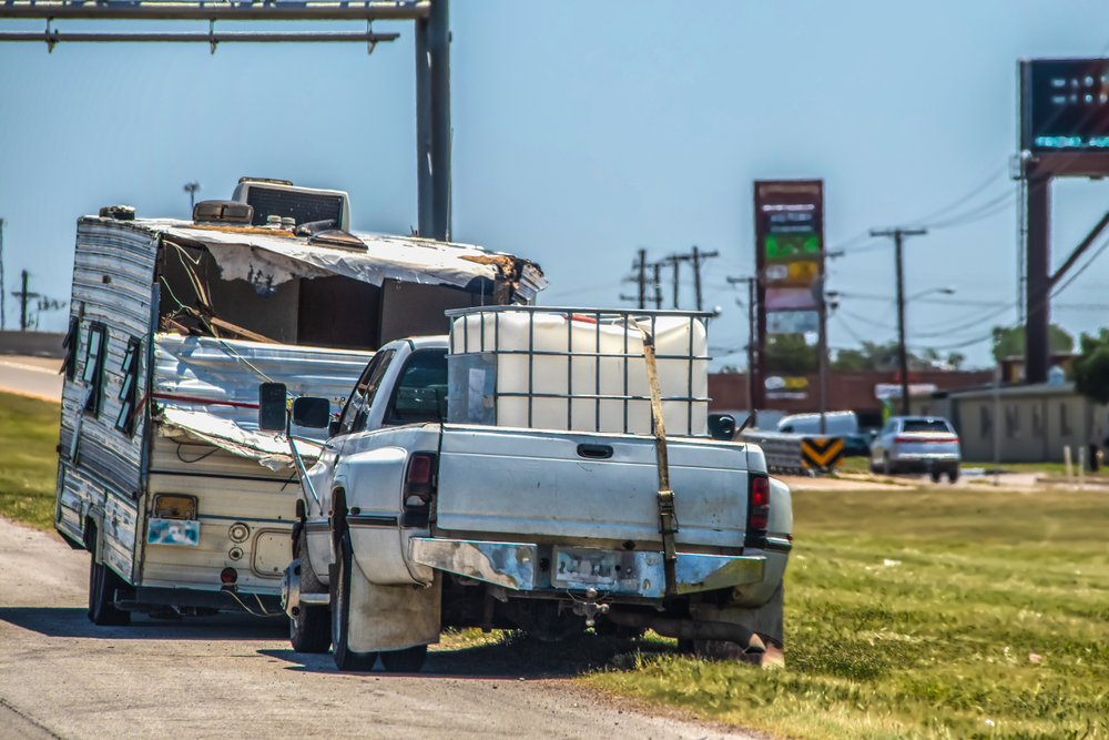 Covington RV and Motorhome Accident Attorney