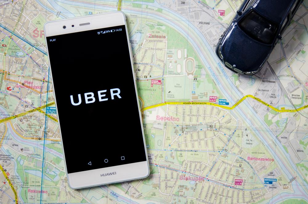 College Park Uber Accident Attorney
