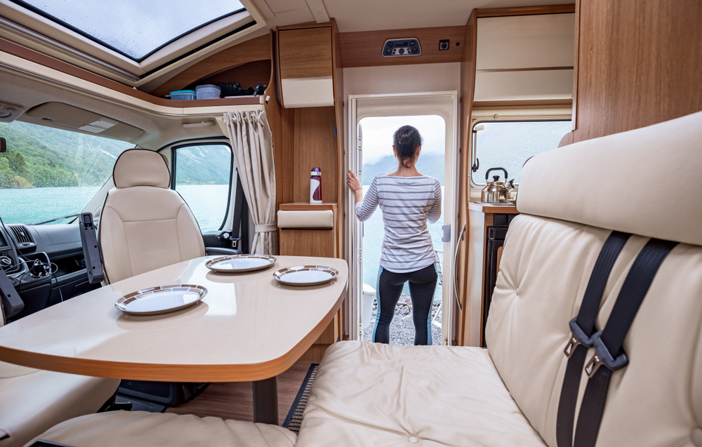 Griffin RV and Motorhome Accident Attorney