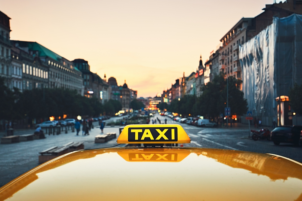 College Park Taxi Cab Accident Attorney