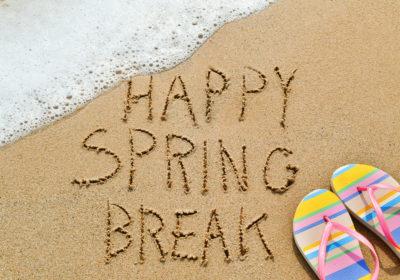 Were You Injured Over Spring Break?