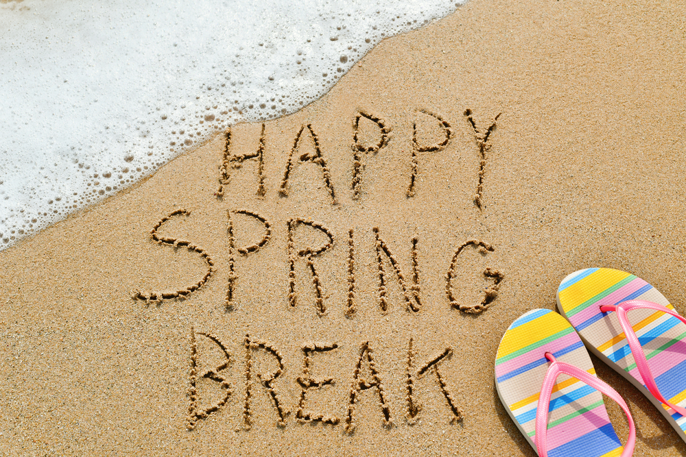 Were You Injured Over Spring Break?