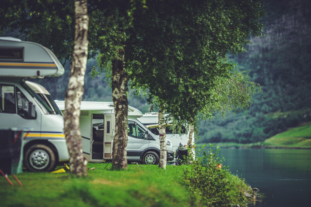 Forest Park RV and Motorhome Accident Attorney