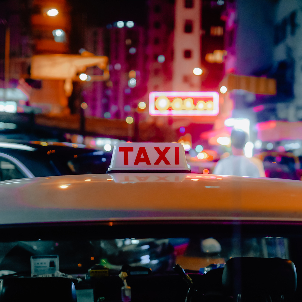 Hampton Taxicab Accident Attorney