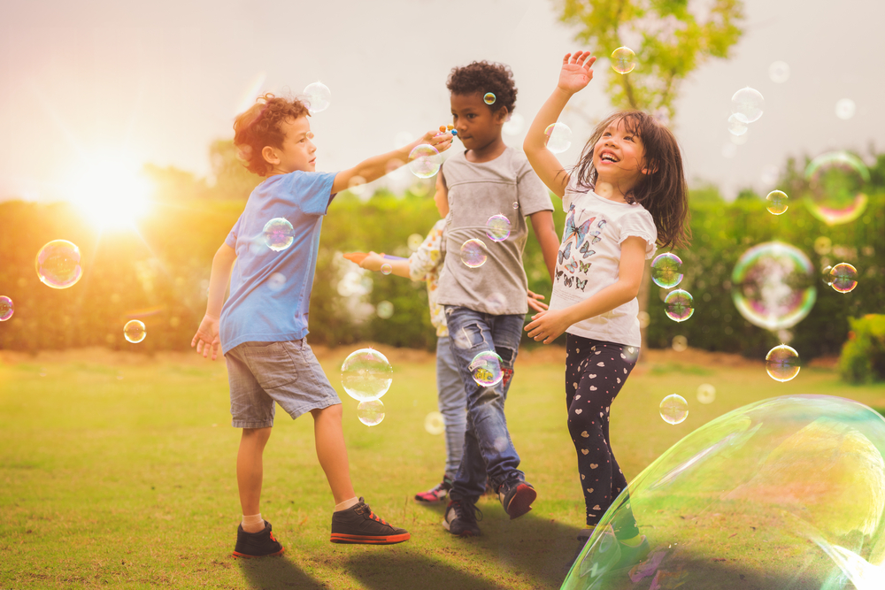 Injuries to Children While Playing Outside