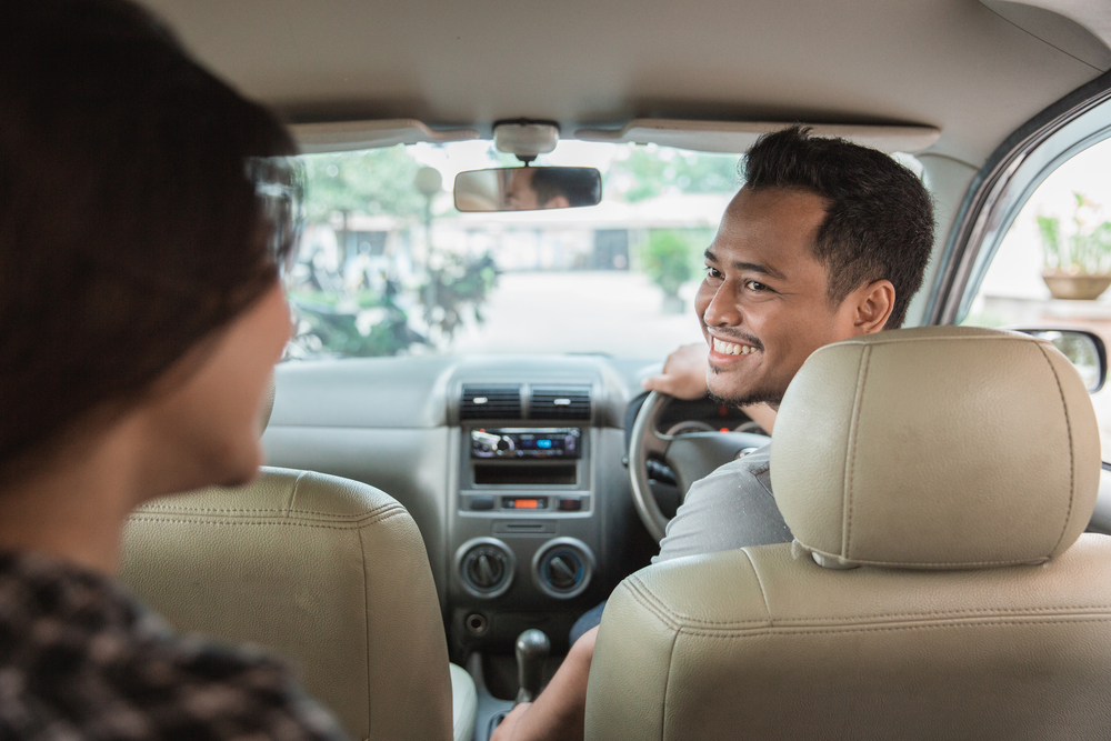 East Point Uber Accident Attorney
