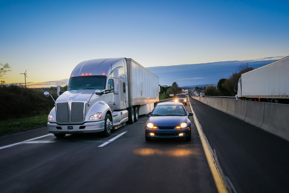 Forest Park Truck Accident Attorney