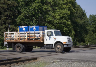 Cargo Spills in Truck Crashes