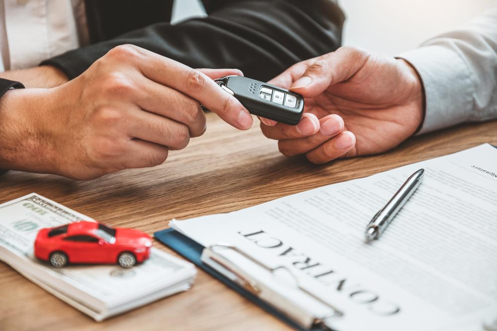 Fairburn Rental Car Accident Attorney