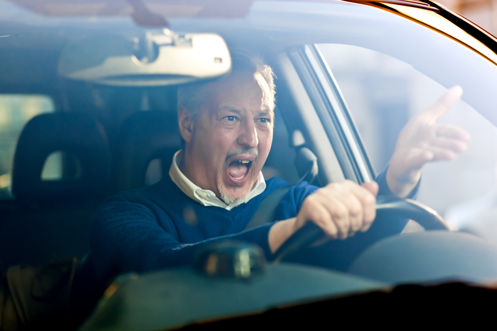 Road Rage Can Cause Devastating Crashes