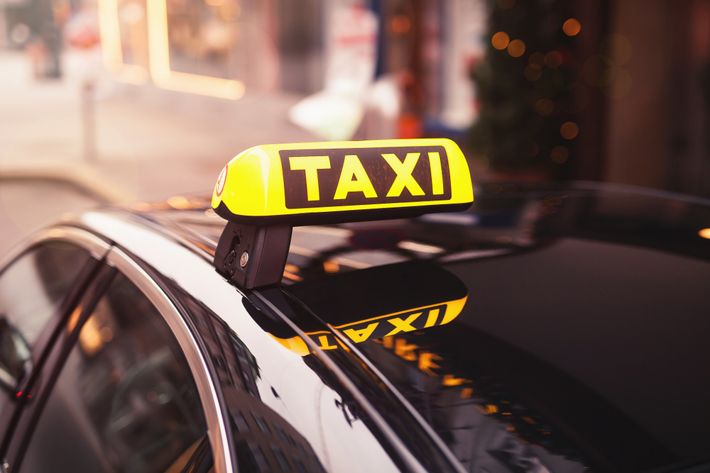 Fairburn Taxicab Accident Attorney