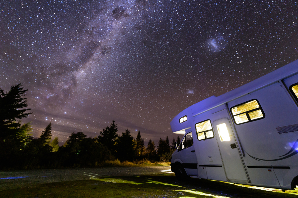 Stone Mountain RV and Motorhome Accident Attorney