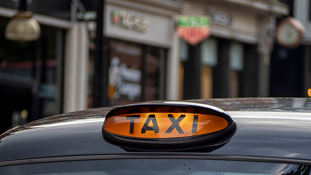 Lilburn Taxicab Accident Attorney