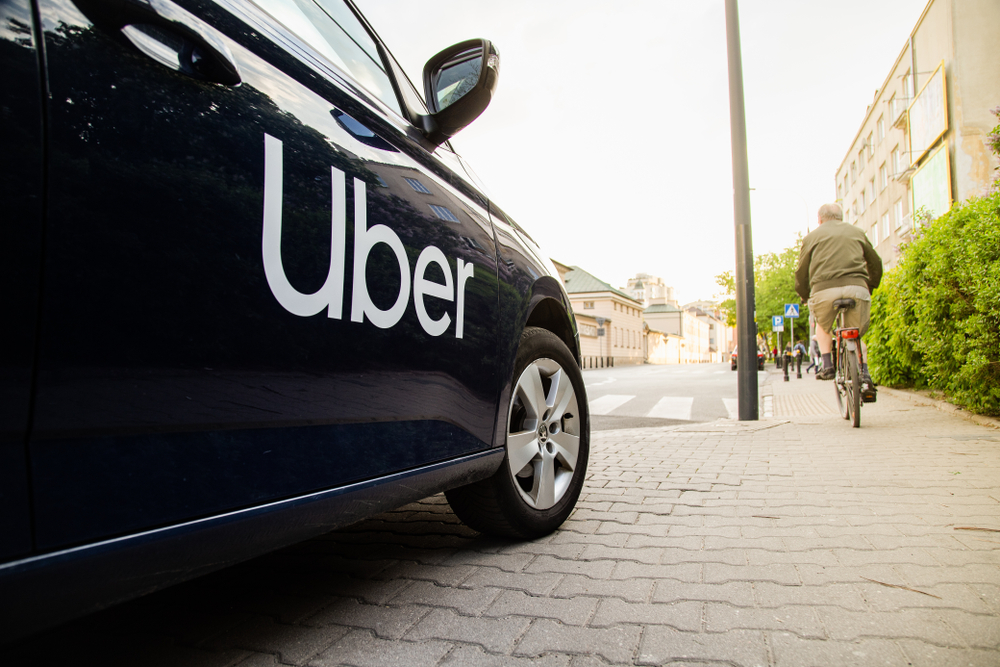 Lawrenceville Uber Accident Attorney