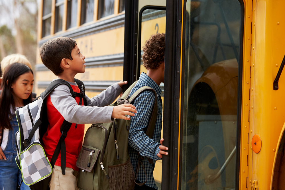 Back to School Accidents and Injuries