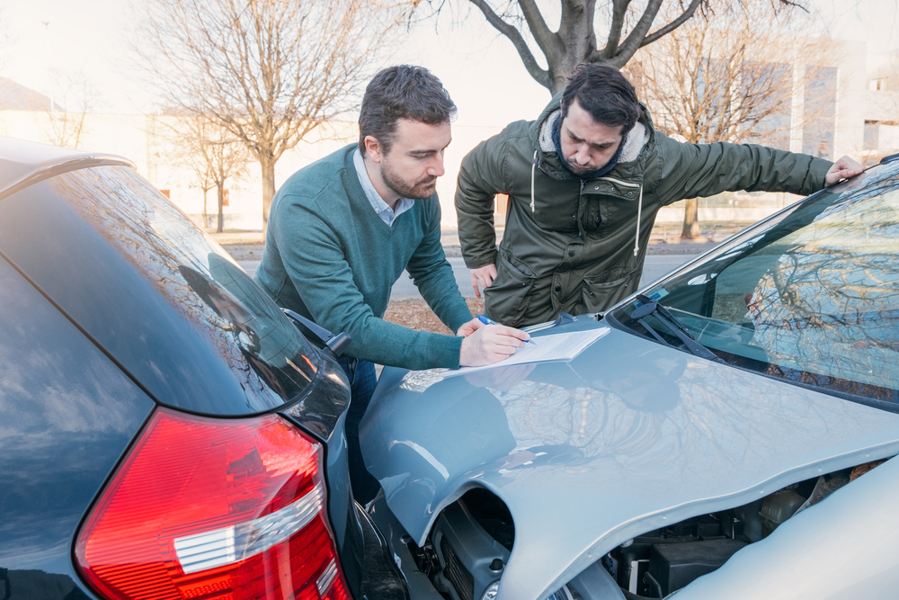 Rear-end Collisions are Not Always Minor