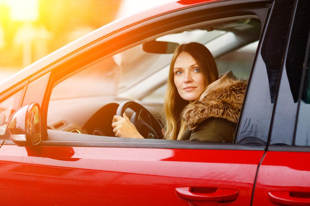 Rental Car Crashes in McDonough