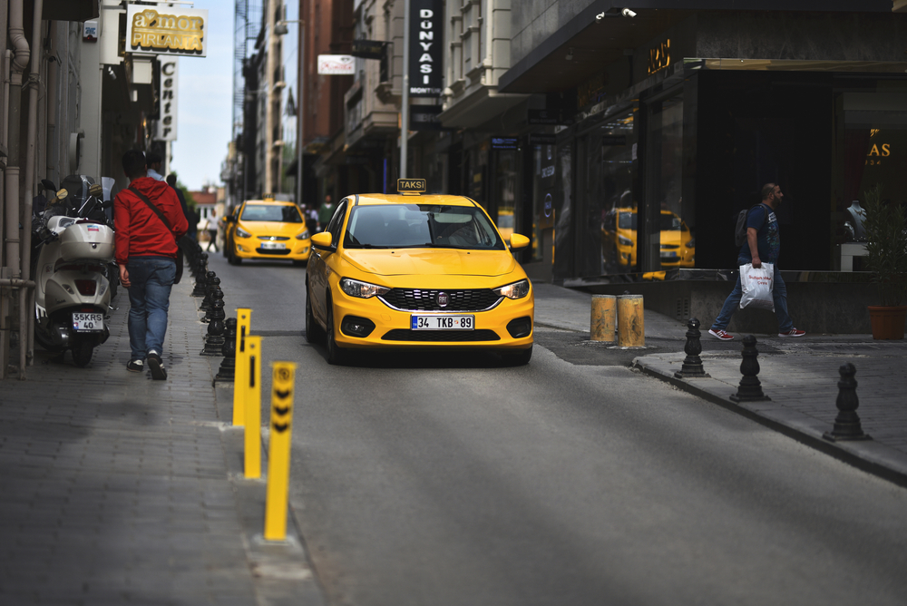 Stockbridge Taxicab Accident Attorney