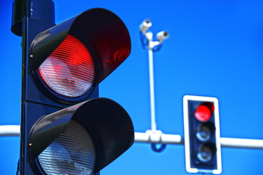 Red Light Crashes