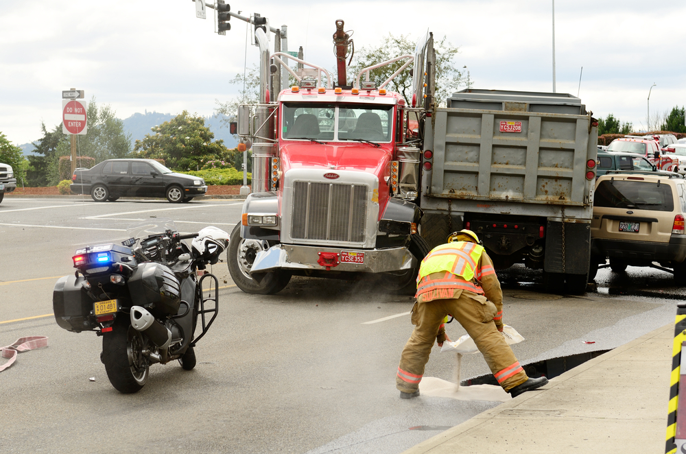 The Risks of Drowsy Truck Drivers