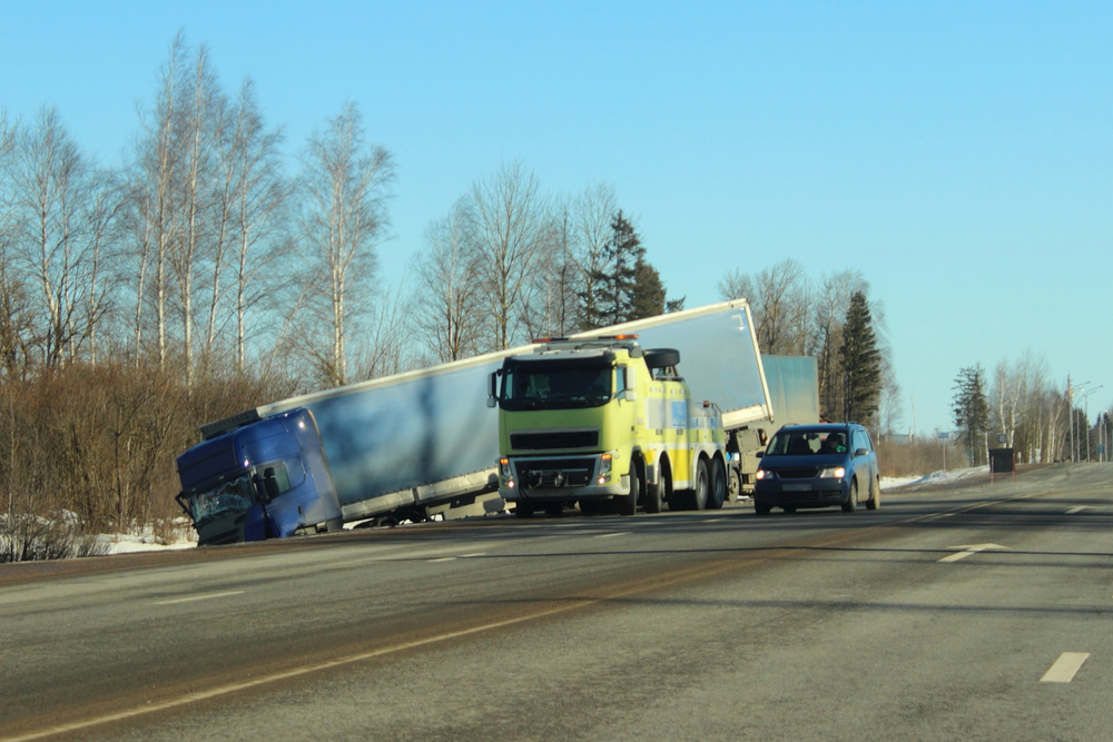 How Trucking Companies Try to Avoid Liability for Injuries